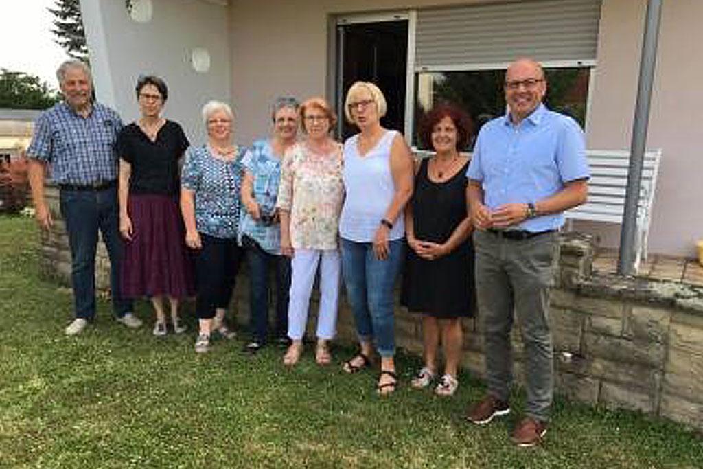 CDU-Besuch