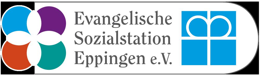 Ev. Sozialstation Epp. e.V. Logo