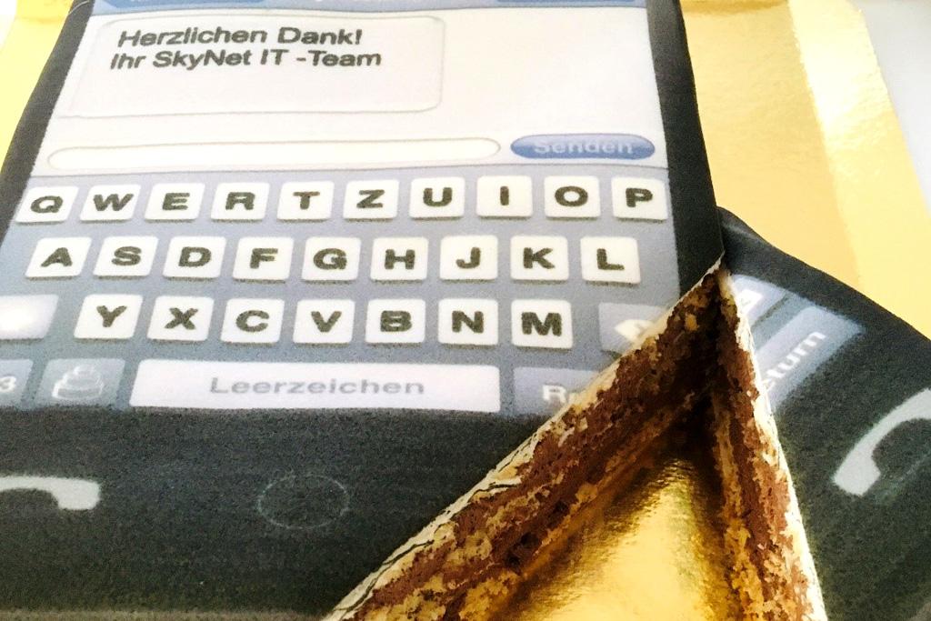 Kuchen von SkyNet-IT GmbH