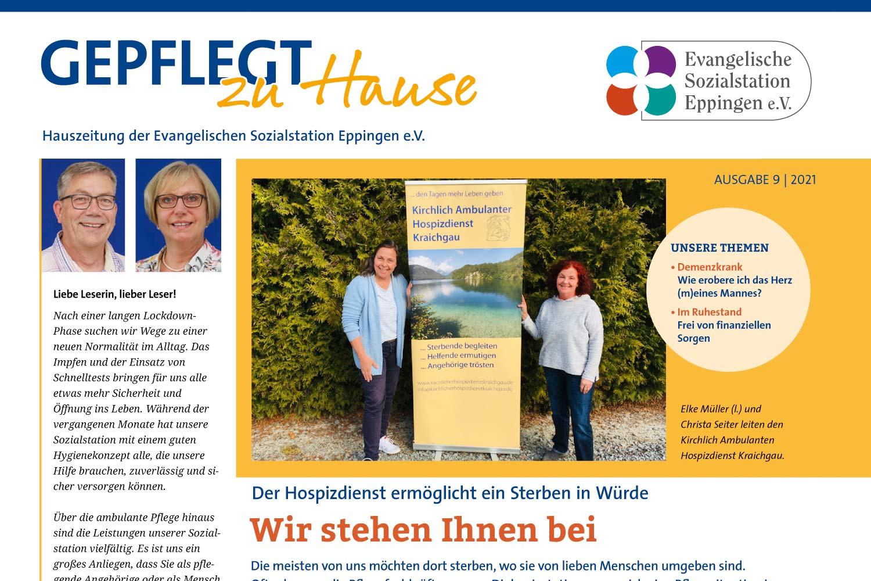 GEPFLEGT zu Hause – Ausgabe 9-2021